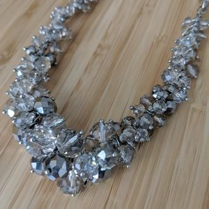 Simply Vera Sparkly Statement Necklace